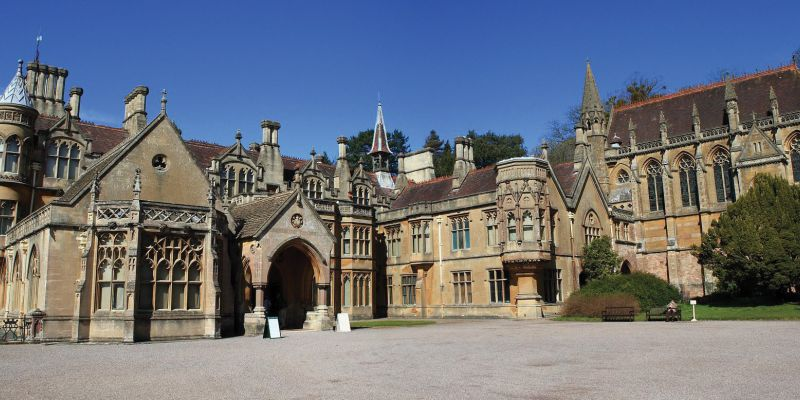 Tyntesfield, Wraxall, North Somerset